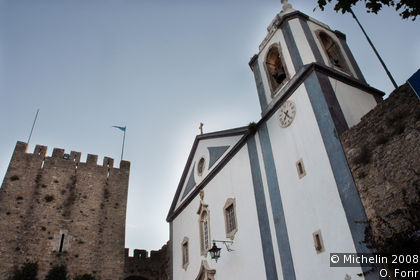 Medieval City of Obidos