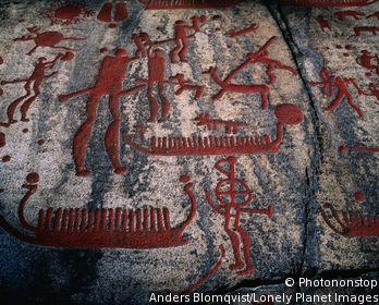 Tanum rock carvings