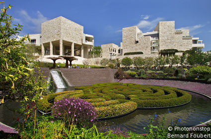 The Getty Center Los Angeles
