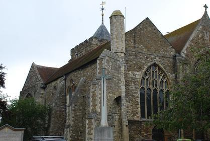 Église Ste-Mary de Rye