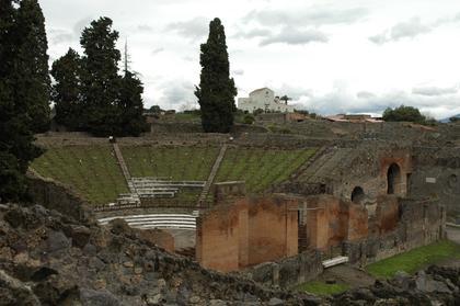 Le Grand Théâtre de Pompei