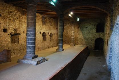 Gand : le château des Comtes