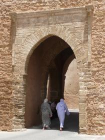 Oudaia Gate