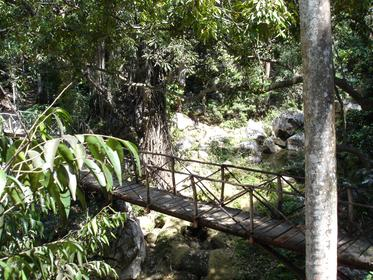 Parque Natural Topes de Collantes