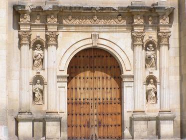 Church of Santo Domingo de Oaxaca
