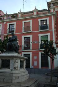 Séville : Plaza del Salvador