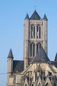 Gand : église St-Nicolas