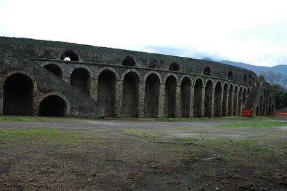 Amphitheatre de Pompei