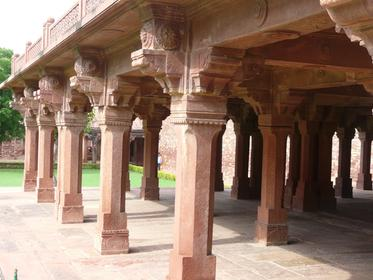 Fatehpur Sikri Site