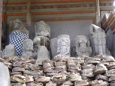 Offrandes à Ubud