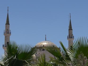 la mosquée de Madaba