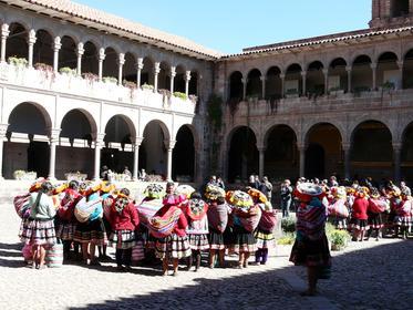 Qoricancha y convento Santo Domingo