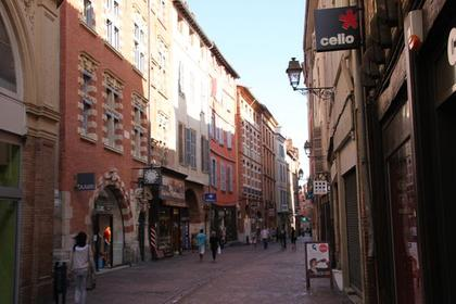 Rue St-Rome