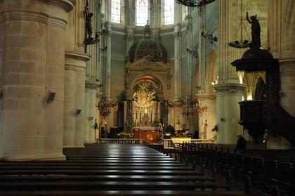 Église N.-D.-de-Bon-Port des Sables-d'Olonne