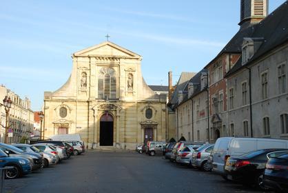 Ancien collège des Jésuites : la chapelle