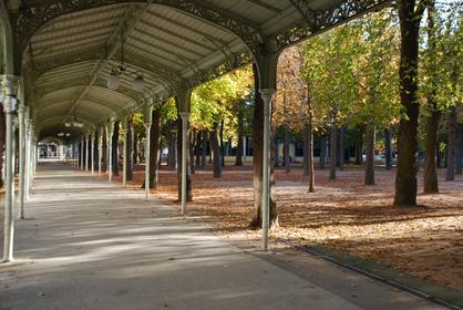 Vichy : le parc des Sources