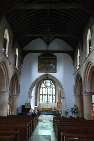 Rye : Église Ste-Mary