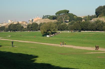 Rome : Circo Massimo
