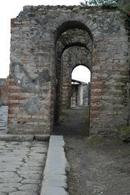 Pompei : Porta Ercolano