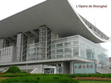 Shanghai Opera House