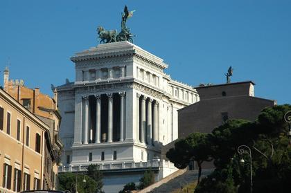 Rome : Monument à Victor-Emmanuel II
