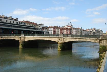 Bayonne : Pont Pannecau