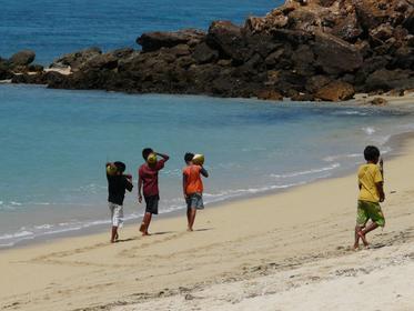 South Coast of Lombok