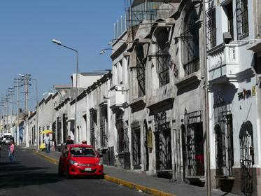Historic town of Arequipa