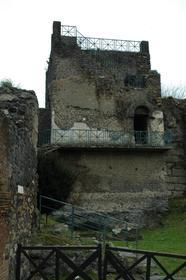 Pompei : Torre di Mercurio