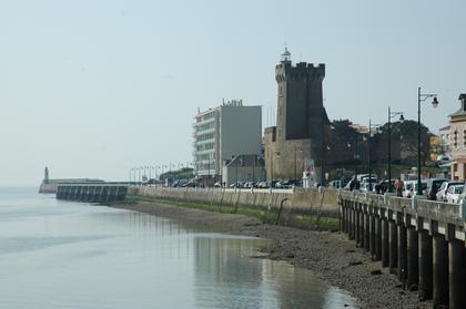 Les Sables-d'Olonne : Tour d'Arundel
