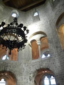 St Nicholas Chapel interior