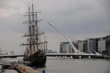Jeanie Johnston Tall Ship