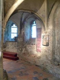 St. Nicholas Chapel interior