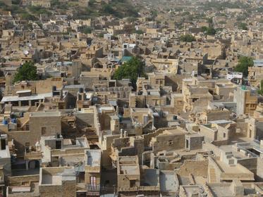 Jaisalmer Lower Town