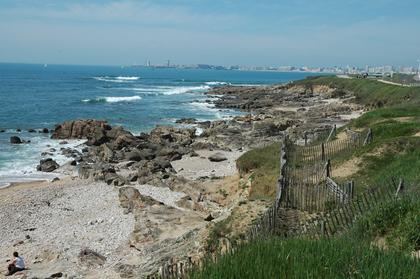 Les Sables-d'Olonne : La Corniche