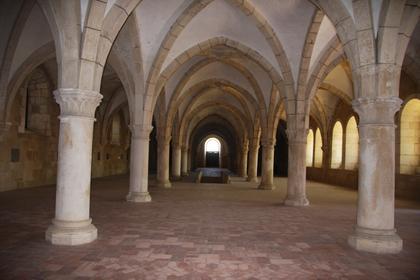 Abbatial Buildings