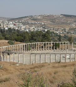 Jerash Oval Precinct