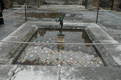 Maison du Faune (Casa del Fauno) à Pompéi