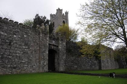 Dublin - St Audoen's Gate