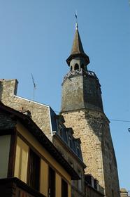 Dinan : la Tour de l'Horloge