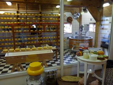 Cheese Farm the Catharina Hoeve