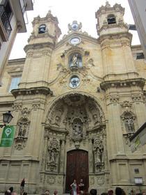 Church of Santa María de Donostia