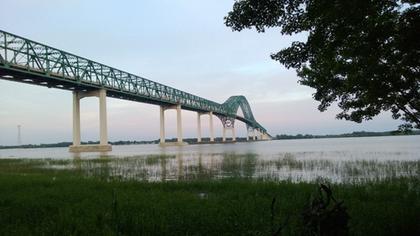 Pont Laviolette, Trois-Rivières