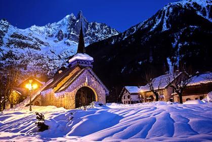 la chapelle des praz chamonix