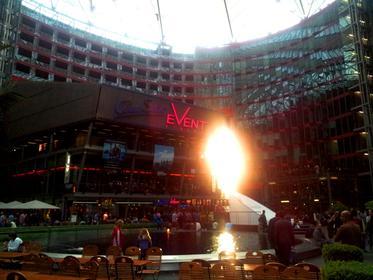 Sony Centre (intérieur)