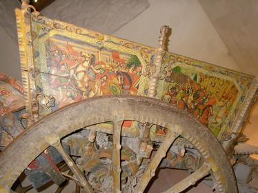 Carretto Siciliano al museo