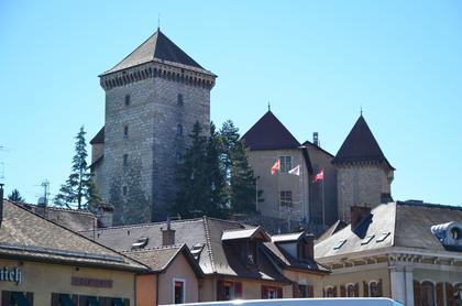 Annecy : le Château