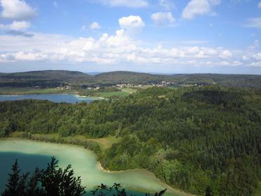 belvedère des quatre lacs