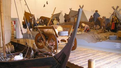 Museet Ribes Vikinger - The Viking Age exhibition