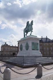 Statue équestre de Frédéric V